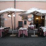 Ristorante Pizzeria Roma Vaticano Tre Pupazzi esterno