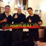 calciatori Antunes e Pereirinha