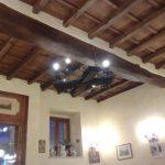 Ristorante Tre Pupazzi Roma palazzetto epoca 1600