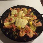 cucina portoghese menu paella baccala
