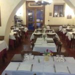 Restaurant Tre Pupazzi Rome near Vatican City 2 lounges