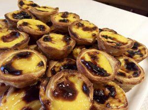 doce- dessert - custard tarts
