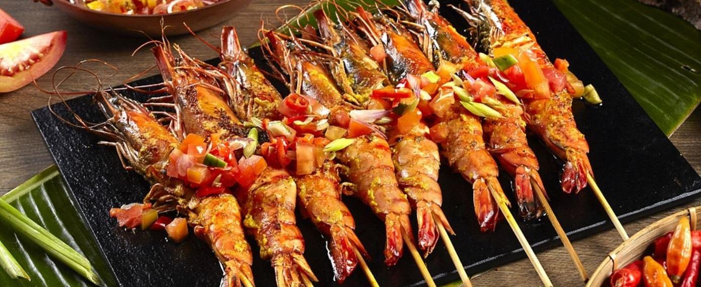 Pratos de Mariscos Seafood